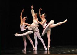 group shot ballet performance