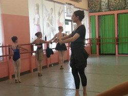 dance class for ages 9 to 12