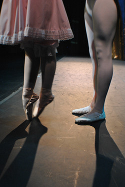 Ballet Dancer in Pointe Wilmington