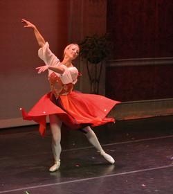 swedish dance on stage
