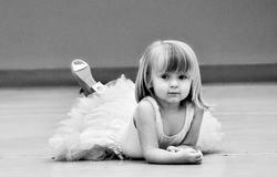 Young Ballerina on Studio Floor_edited