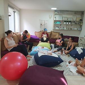 בית לאמהות בחופשת לידה