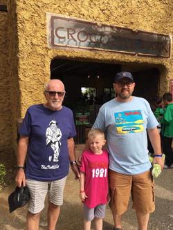 Three Generations on Hols