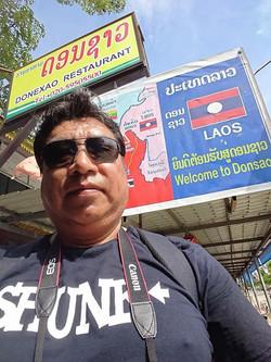 Alberto in Laos