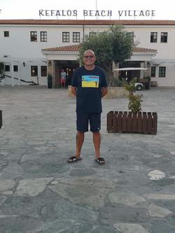 Carefree Kev in Cyprus