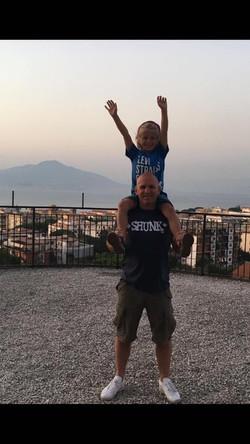 JJ In Italy