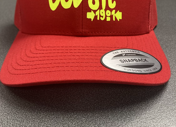 Lush Trucker Hat