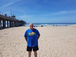 Bob on the Beach