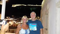 Julie and David Good Rhodes Island