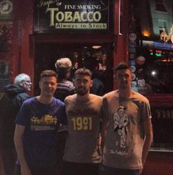 Dublin - Grand, SP, Terrence Allan