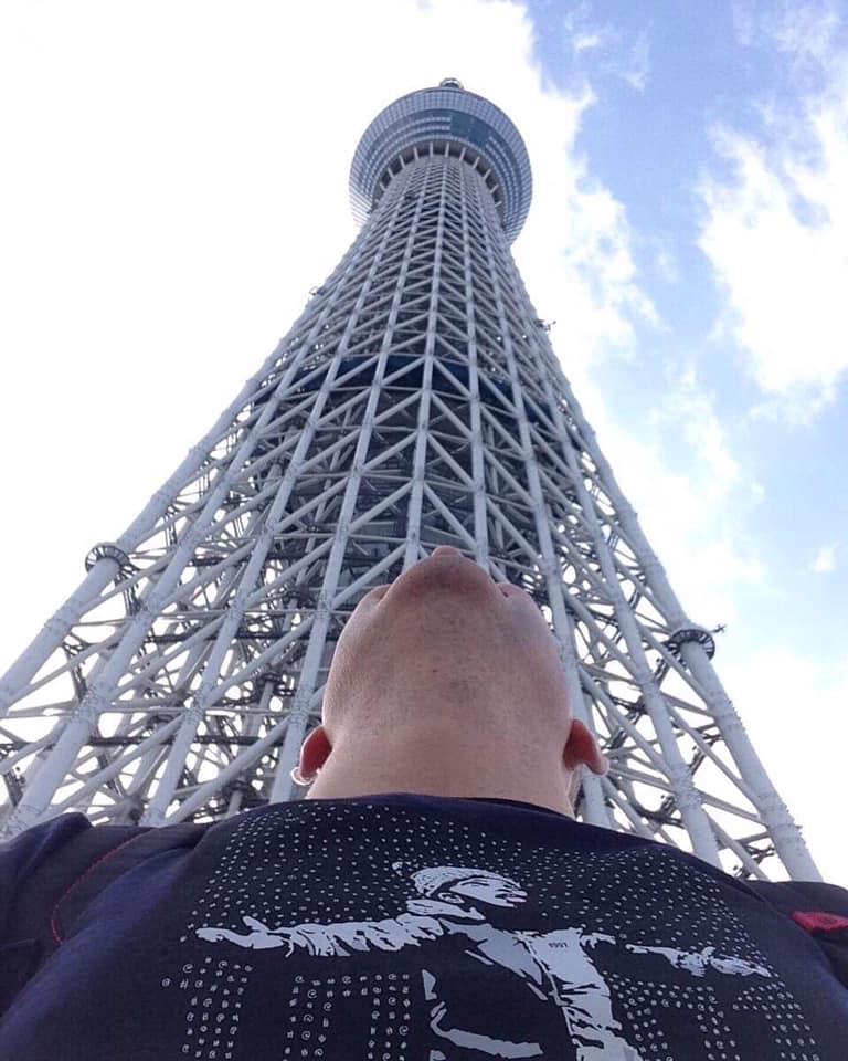 Chris Tokyo