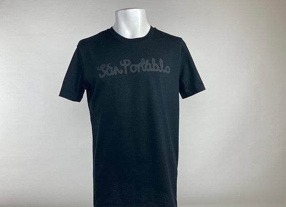 San Portablo 2020 T-shirt - Black Print