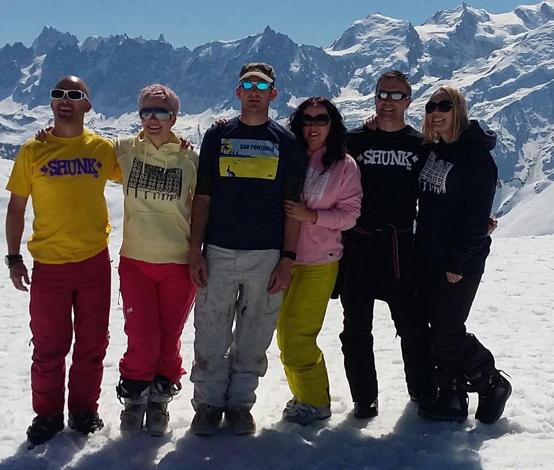 Mount Blanc Italy