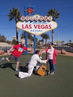 Elvis Proposes in Vegas