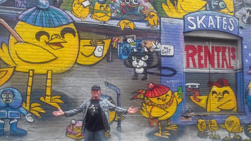 Canadian Street Art