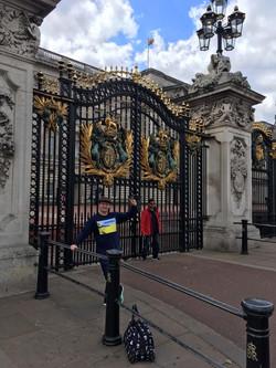 Bam at Buckingham