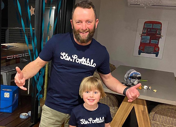 Kids San Portablo 2020 T-shirt