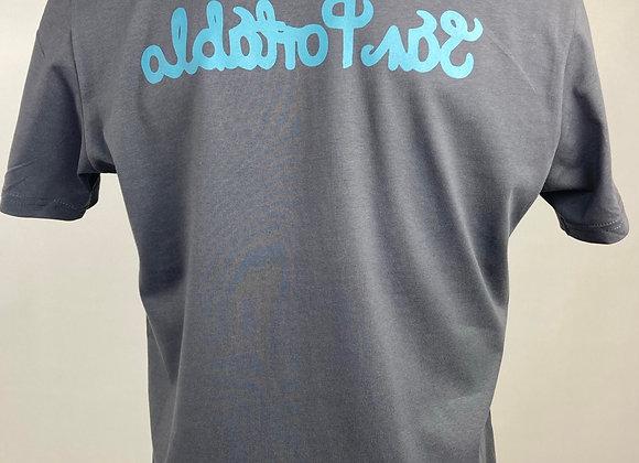 Unisex San Portablo 2020 T-shirt - Blue print