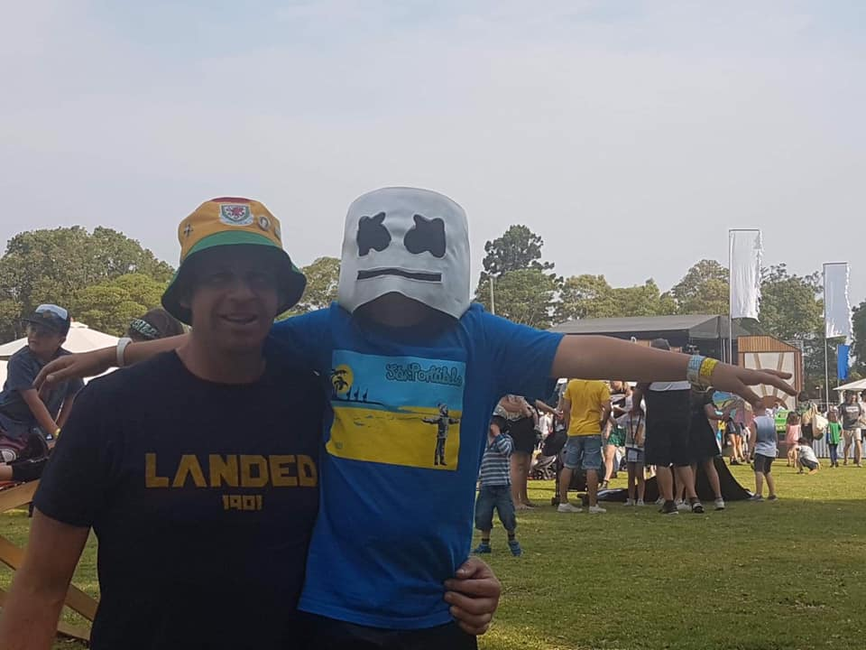 Baz and Rhyds Festival in NSW