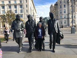 Shirley in Liverpool