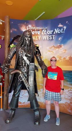 Billy in Key West