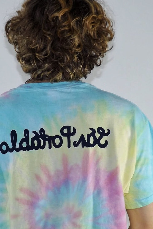 Eternity Tye Dye T Shirt