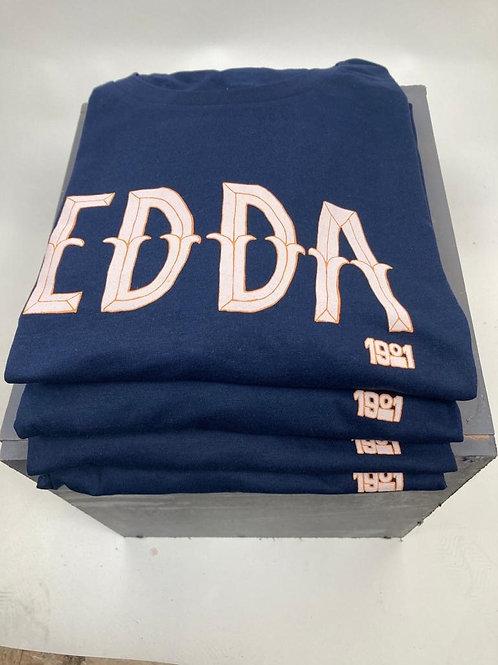 Navy Edda T shirt
