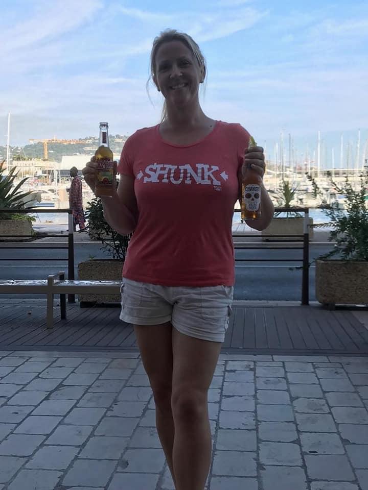 Dawn in Cannes