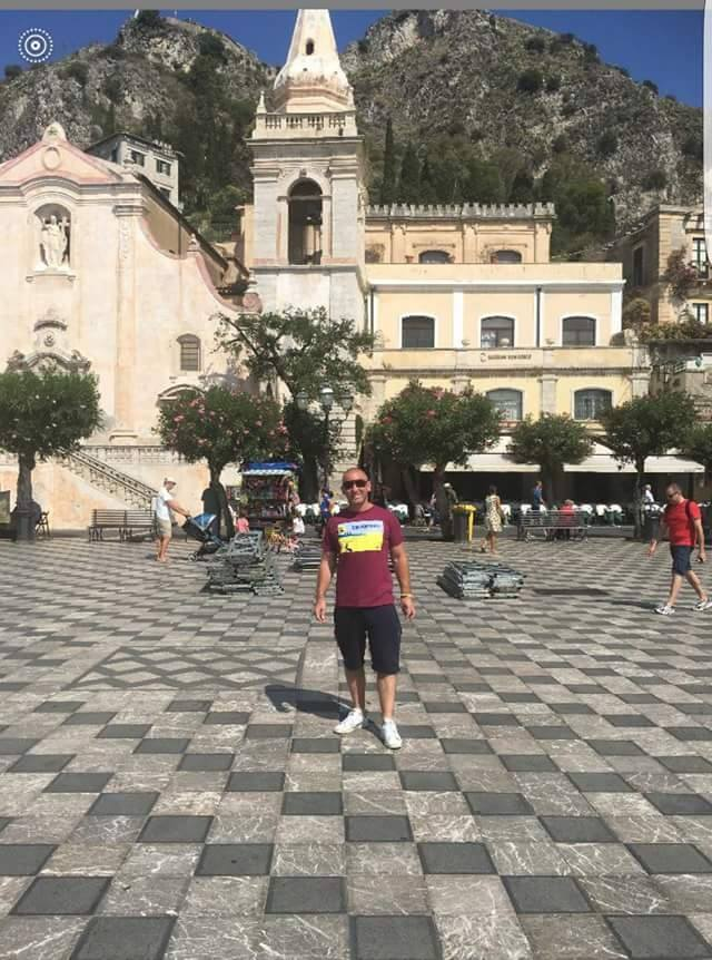 JJ in Sicily