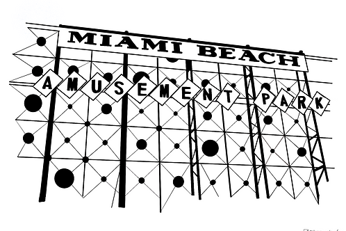 Miami Beach Amusement Park