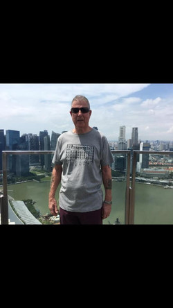 Gerry in Singapore