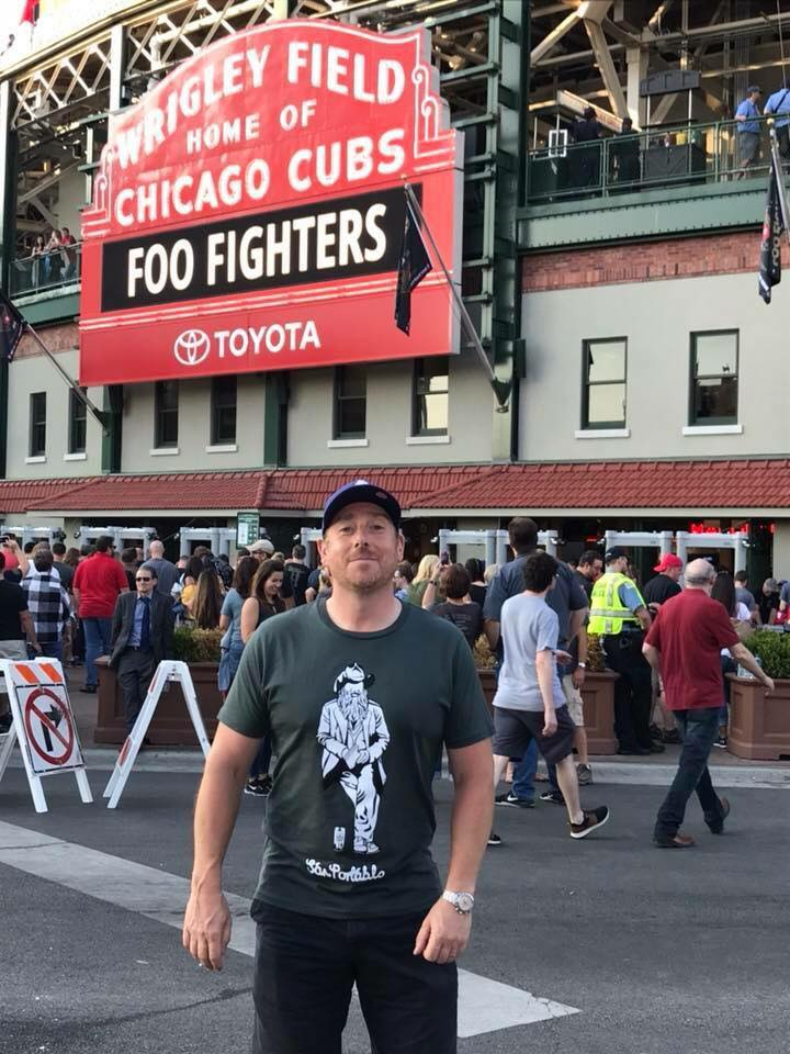 Rob in Chicago