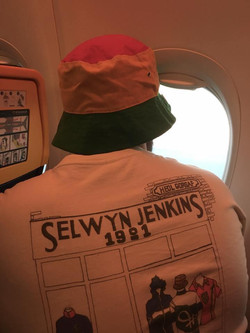 CWL to Dub Flight