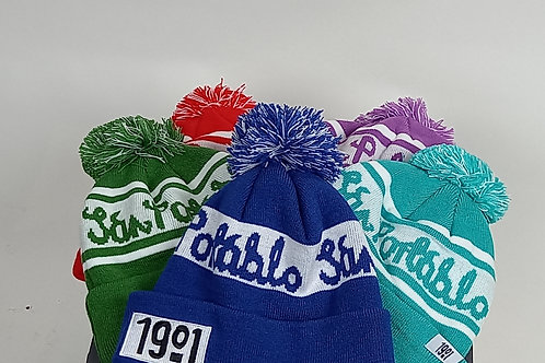 San Portablo Bobble Hat