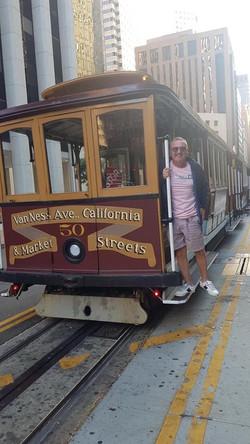 Deaky in San Francisco