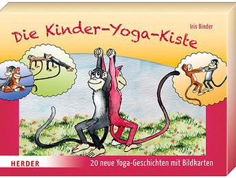 Die Kinder-Yoga-Kiste für Kinder von 3 - 9 Jahren
