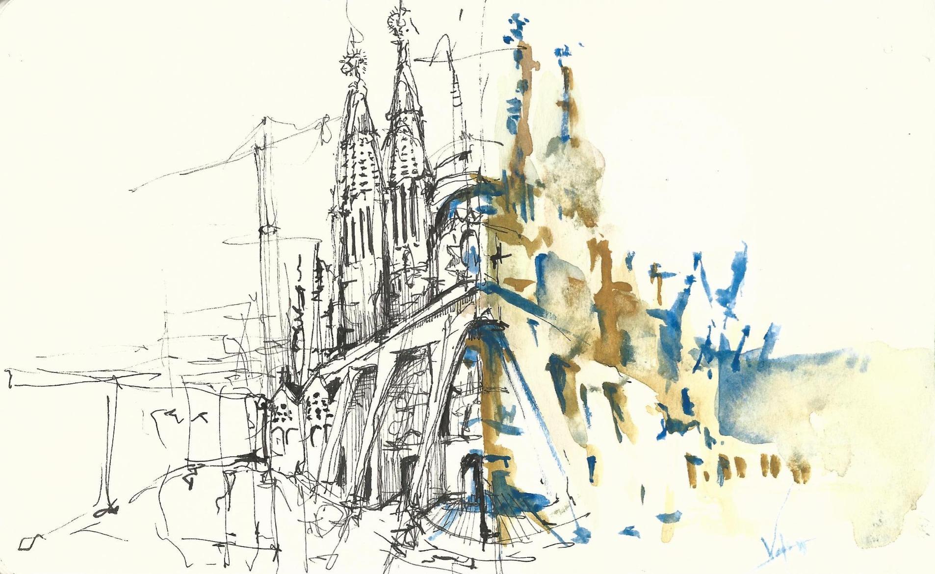 Gaudí y Barcelona