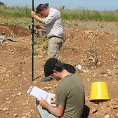 Bagendon Project GPS recording