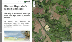 Grab your walking boots – real or virtual – and discover a different side of the Cotswolds / Enfilez
