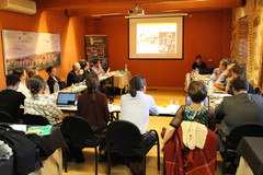 Segundo workshop internacional del proyecto REFIT / Second international workshop of the REFIT proje