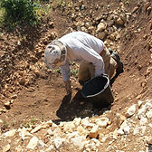 Bagendon Project excavation