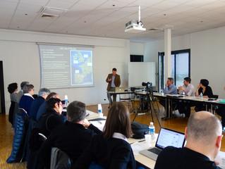 Our first international workshop! / Notre premier atelier international ! / ¡Nuestro primer seminari