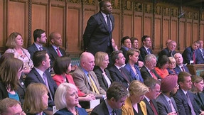 Speeches on the Windrush crisis in Parliament