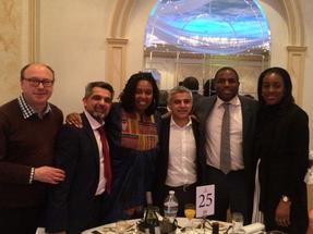 Tottenham Labour Gala Dinner