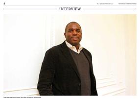 Interview with Tottenham Community Press