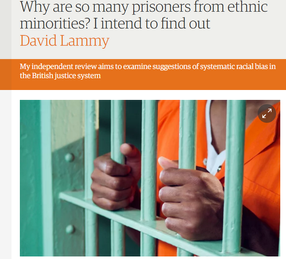 Consultation on racial bias in criminal justice system opens