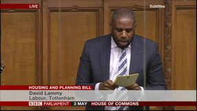 Housing and Planning Bill