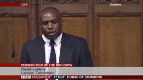 Rohingya debate