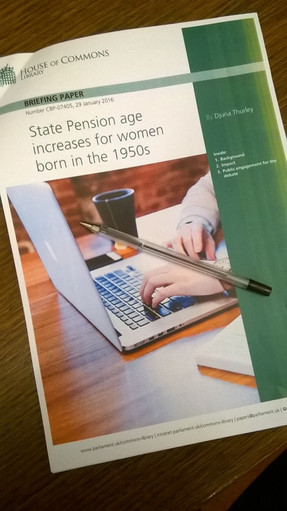 State Pension Age Increase