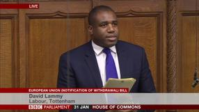 Letter to Tottenham constituents - Brexit